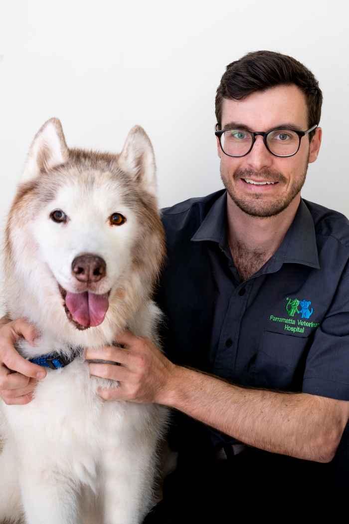 Dr. Andrew Neutze BVSc (Sydney)